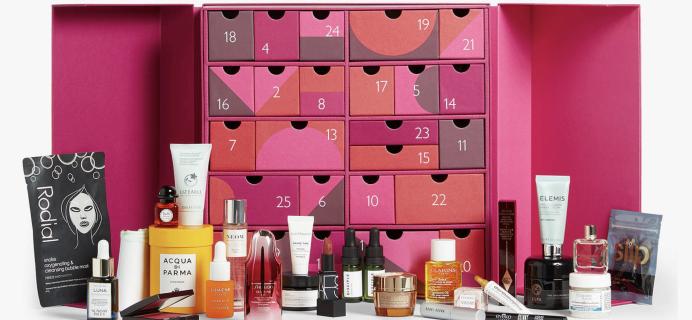 John Lewis Beauty Advent Calendar 2020 Available Now + Spoilers! {UK}
