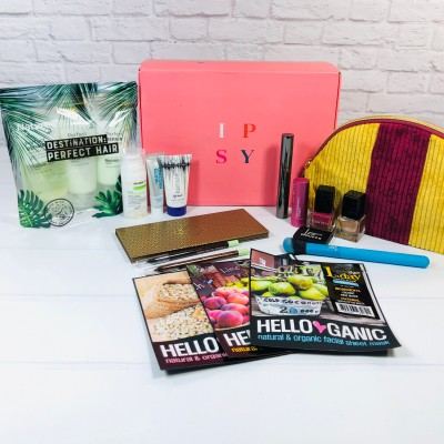 Ipsy Glam Bag Ultimate September 2020 Review