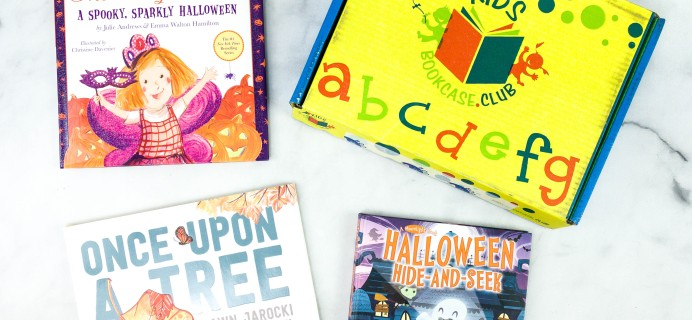 Kids BookCase Club October 2020 Subscription Box Review + 50% Off Coupon! GIRLS 5-6 YEARS OLD