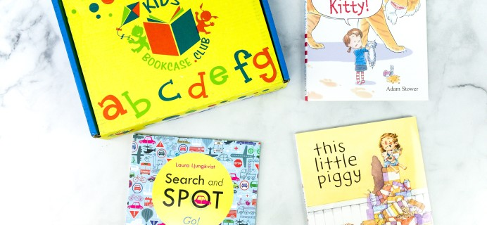 Kids BookCase Club September 2020 Subscription Box Review + 50% Off Coupon! GIRLS 5-6 YEARS OLD