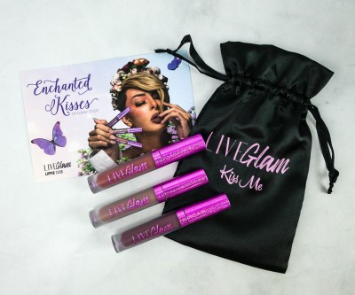 LiveGlam Lippie Club October 2020 Review + FREE Lipstick Coupon!