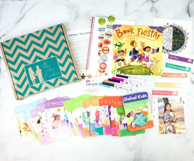 Little Justice Leaders September 2020 Subscription Box Review + Coupon