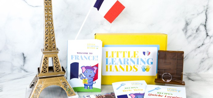 Little Learning Hands Black Friday Deal: Save 30%!