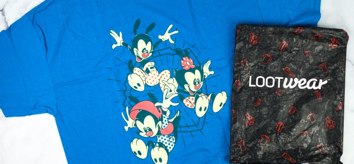 Loot Tees February 2020 Review & Coupon