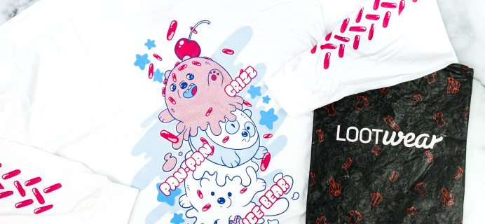 Loot Wearables Subscription by Loot Crate February 2020 Review & Coupon