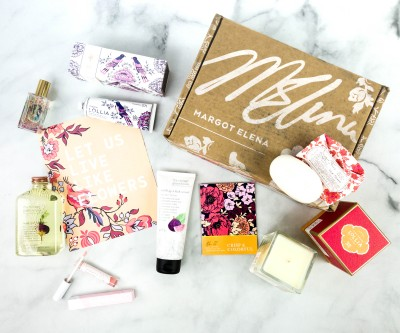 Margot Elena Fall 2020 Discovery Box Review
