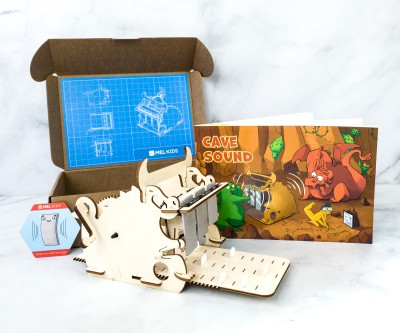 MEL Science Kids Subscription Box Review + Coupon – CAVE SOUND