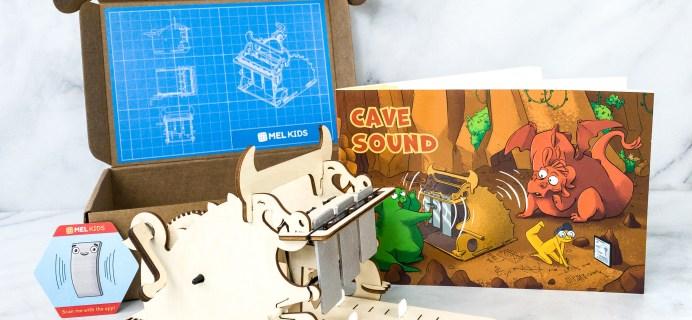 MEL Science Kids Subscription Box Review + Coupon – CAVE SOUND