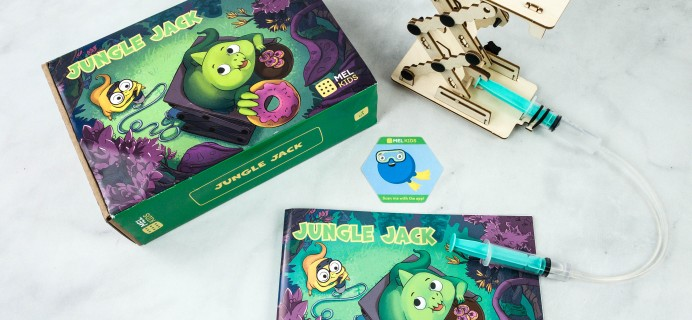 MEL Science Kids Subscription Box Review + Coupon – JUNGLE JACK