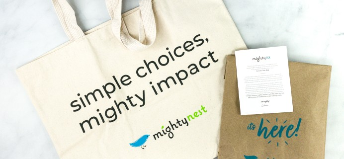 Mighty Fix August 2020 Review + First Month $3 Coupon