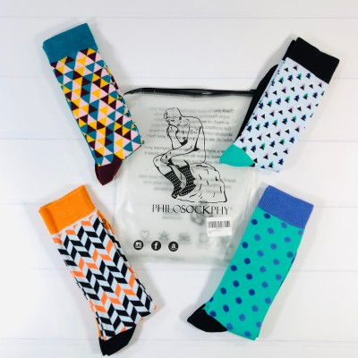 Philosockphy September 2020 Subscription Box Review
