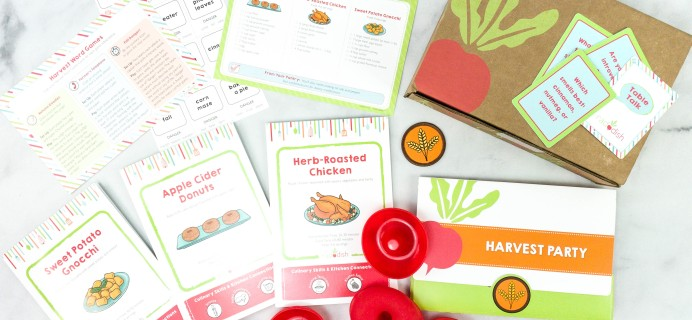 Raddish Kids Cooking Subscription Box Review + Coupons – September 2020