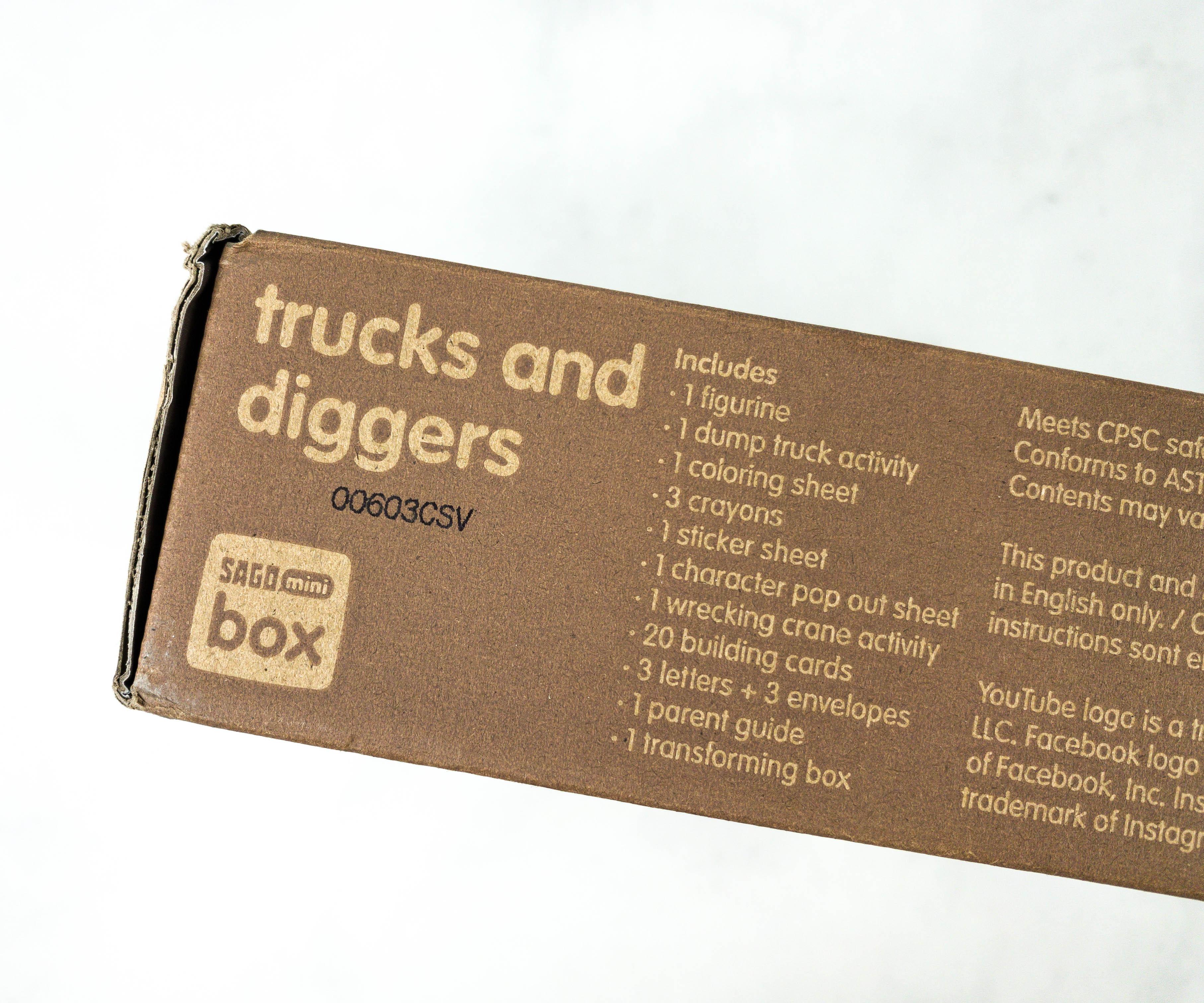 Sago Mini Box September 2020 Subscription Box Review ...