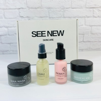 See New The Skincare Box September/October 2020 Subscription Box Review + Coupon