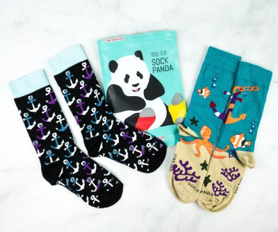 Sock Panda Tweens September 2020 Subscription Review + Coupon