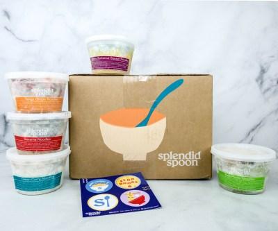 Splendid Spoon Review + Coupon – NOODLES!