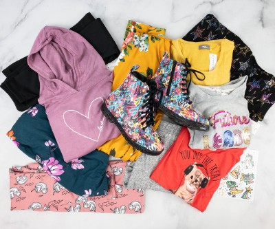 Stitch Fix Kids October 2020 Girls Review