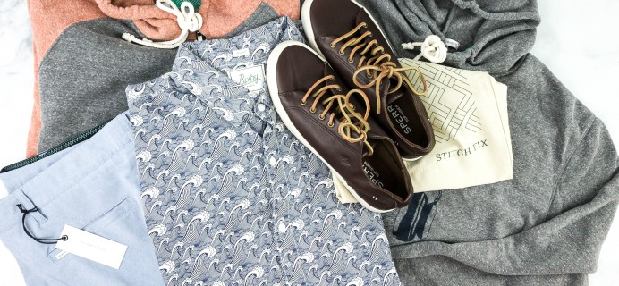 Stitch Fix Men September 2020 Review