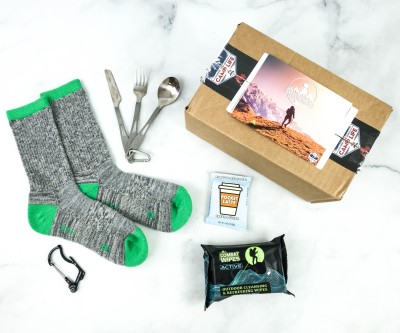 Camp Life Crate Outdoor Essentials Box September 2020 Subscription Box Review + Coupon