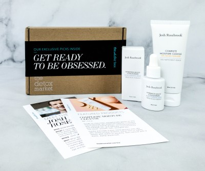 The Detox Box September 2020 Subscription Box Review
