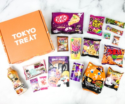 Tokyo Treat October 2020 Subscription Box Review + Coupon