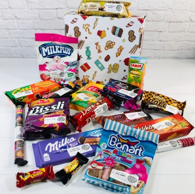Try My Snacks September 2020 Subscription Box Review – TURKEY