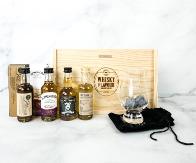 WhiskyFlavour September 2020 Subscription Box Review