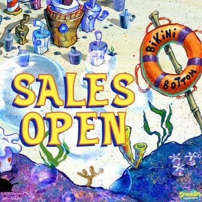 Spongebob's The Bikini Bottom Box Winter 2020 Theme Spoilers – Available Now!