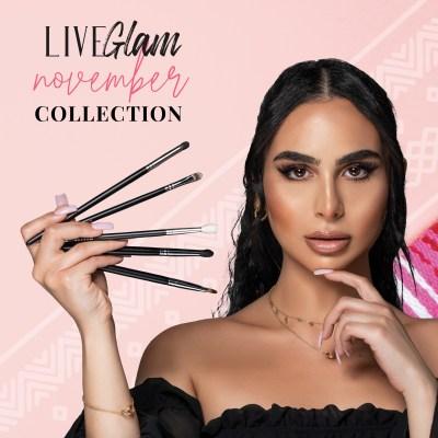 LiveGlam Brush Club November 2020 Full Spoilers + Coupon!
