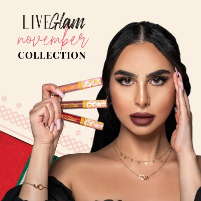 LiveGlam Lippie Club November 2020 Full Spoilers + Coupon!