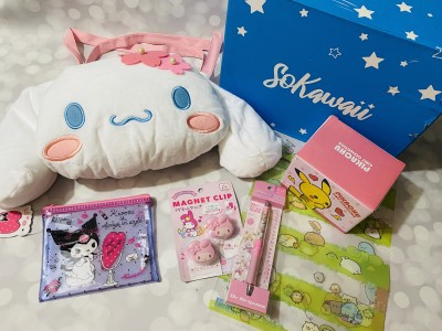 SoKawaii September 2020 Subscription Box Review + Coupon