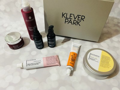 Kleverpark Box October 2020 Subscription Box Review + Coupon