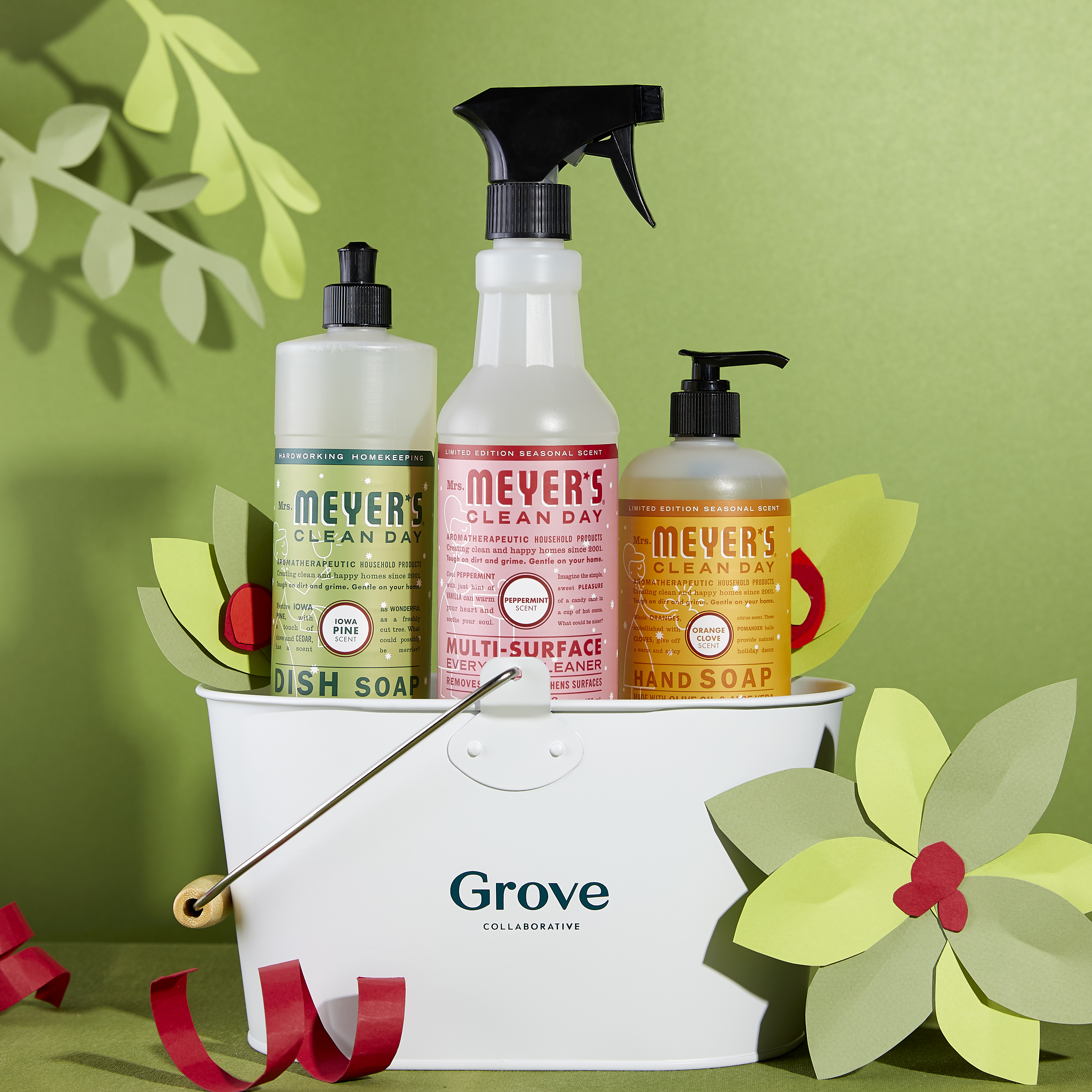 Grove Collaborative Black Friday Deal Free Mrs Meyer S Winter Bundle Hello Subscription