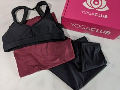 YogaClub Subscription Box Review + Coupon – September 2020