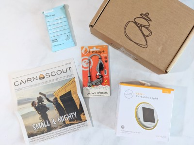 Cairn September 2020 Subscription Box Review + Coupon