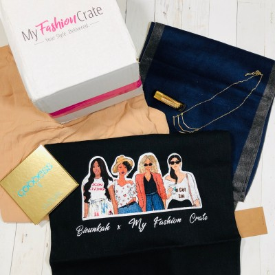 My Fashion Crate Fall 2020 Subscription Box Review + Coupon!