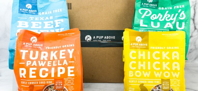 A Pup Above Review + Coupon