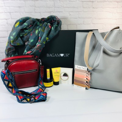 Bagamour Fall 2020 Subscription Box Review + Coupons