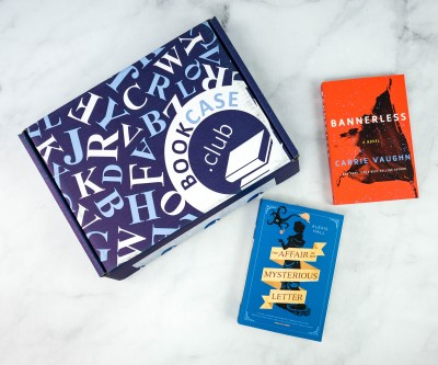BookCase.Club November 2020 Subscription Box Review & Coupon – STRANGE WORLDS