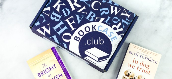 BookCase Club November 2020 Subscription Box Review + Coupon – SURPRISE-ME FICTION