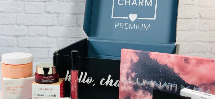 October 2020 BOXYCHARM Premium Review