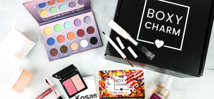 BOXYCHARM Premium October 2020 Review