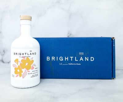 Brightland Duo Subscription + Arise Basil Olive Oil Review + Coupons