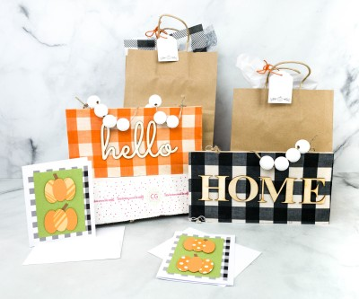 Confetti Grace September-October 2020 Subscription Box Review