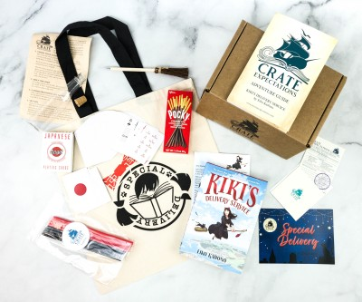 Crate Expectations October 2020 Subscription Box Review + Coupon – SPECIAL DELIVERY