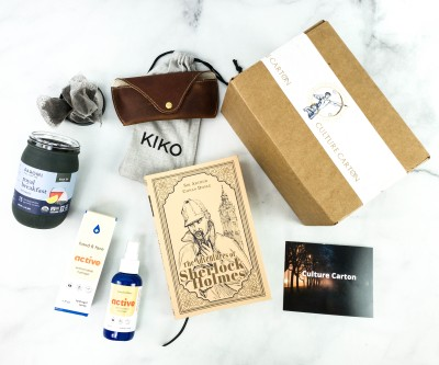 Culture Carton Cyber Monday Deal: Save 50% on your first box!