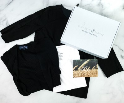 Elizabeth & Clarke Fall 2020 Subscription Box Review + Coupon