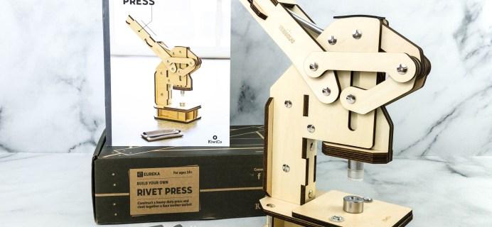 Eureka Crate Review + Coupon – RIVET PRESS