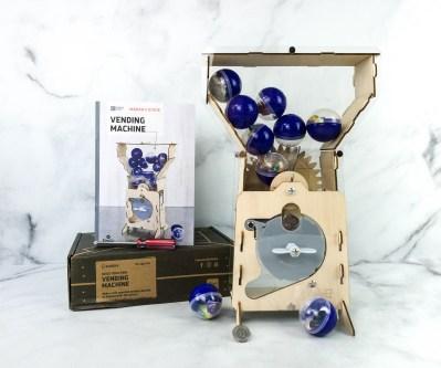 Eureka Crate Review + Coupon – VENDING MACHINE