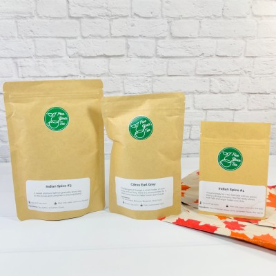 Free Your Tea October 2020 Subscription Box Review + Coupon
